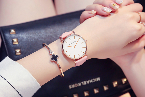 Ceas dama Hannah Martin Quartz Fashion Analog 2