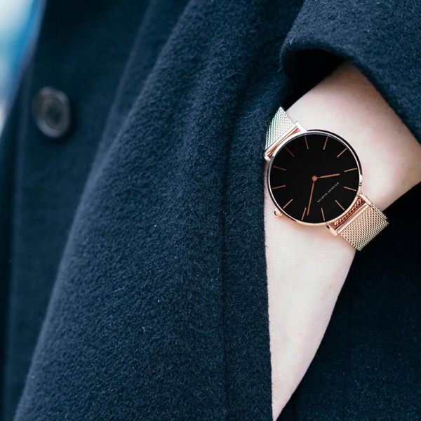Ceas dama Hannah Martin Top Brand Fashion Luxury Simple [1]
