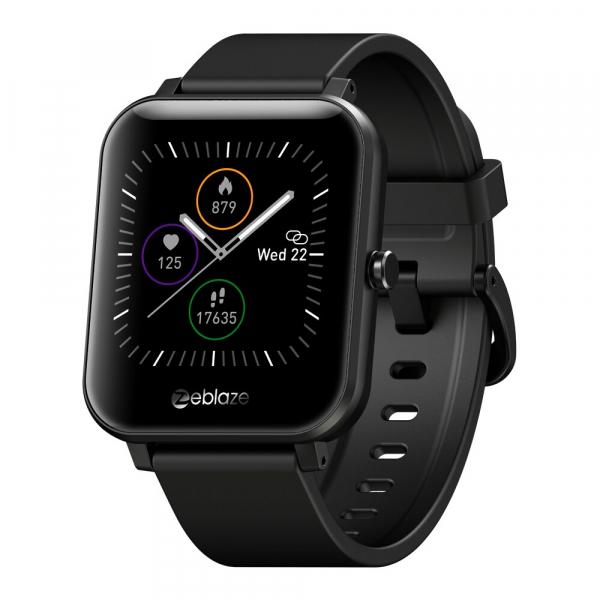 Ceas smartwatch Zeblaze GTS Apelare, Apeluri primire, Monitorizeaza functiile inimii 2