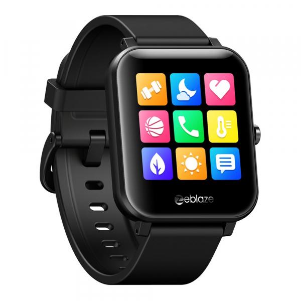 Ceas smartwatch Zeblaze GTS Apelare, Apeluri primire, Monitorizeaza functiile inimii 3