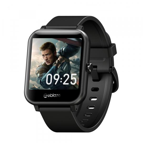 Ceas smartwatch Zeblaze GTS Apelare, Apeluri primire, Monitorizeaza functiile inimii [0]