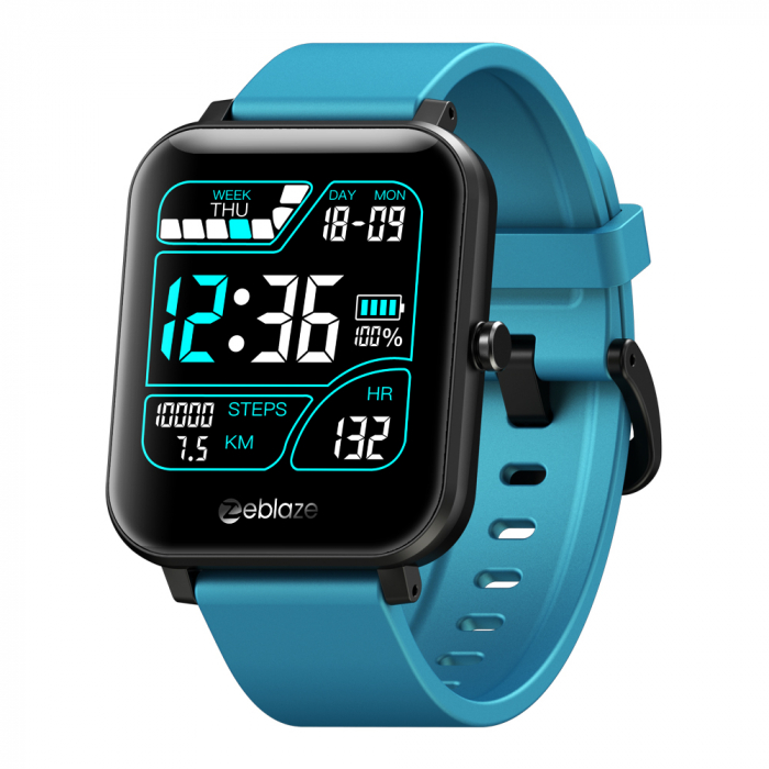 Ceas smartwatch Zeblaze GTS Fitness Tracker Primire  Efectuare Apeluri Monitorizeaza Ritm Cardiac [1]