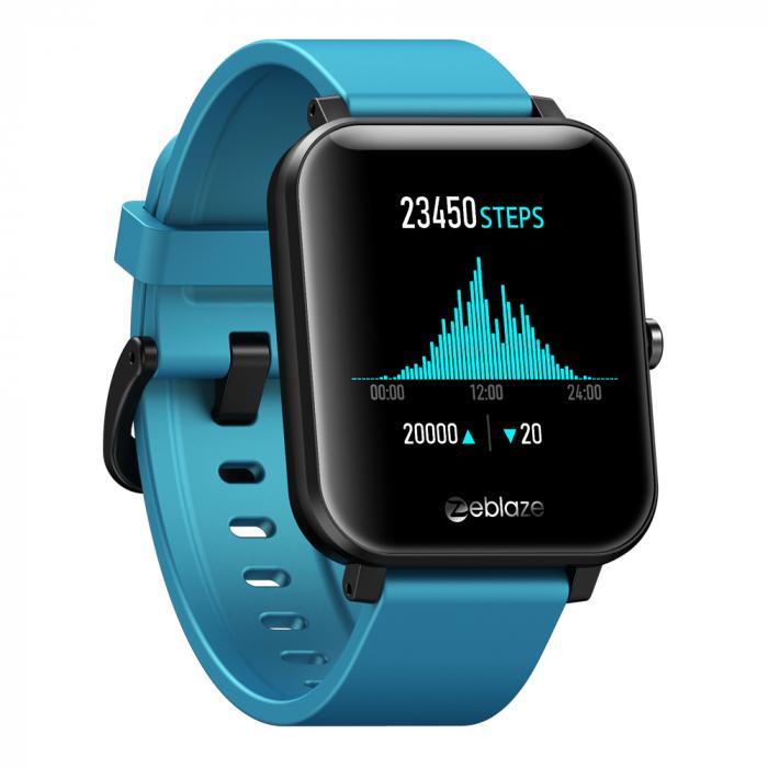 Ceas smartwatch Zeblaze GTS Fitness Tracker Primire  Efectuare Apeluri Monitorizeaza Ritm Cardiac [2]