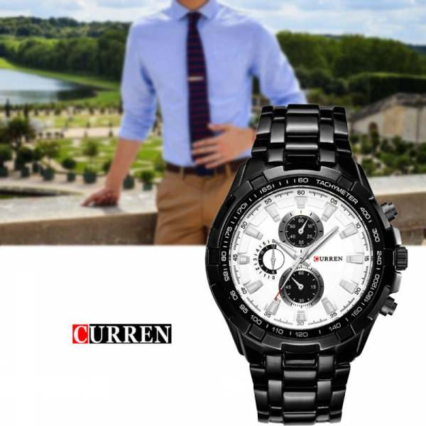 Curren Ceas barbatesc Analog Quartz 4