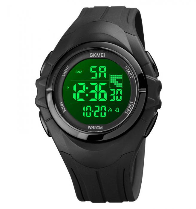 Skmei Ceas barbatesc Sport Digital Cronometru Alarma [3]