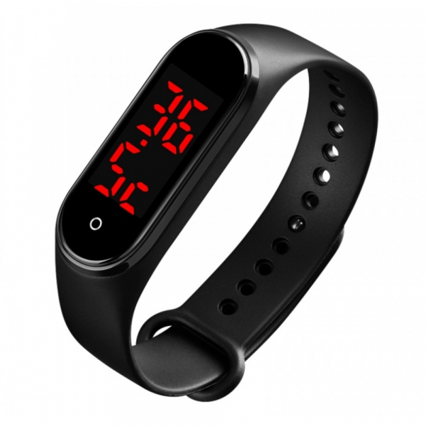 Skmei Ceas de mana Digital Monitorizeaza temperatura corpului Sport 0