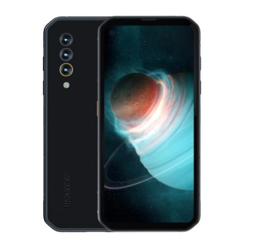 Telefon mobil Blackview BL6000 Pro Gri, 5G, Android 10, 5280mAh, IPS 6.36, 8GB RAM, 256GB ROM, Dimensity 800, NFC, IP68, Dual SIM 2