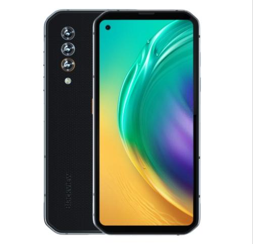 Telefon mobil Blackview BL6000 Pro Gri, 5G, Android 10, 5280mAh, IPS 6.36, 8GB RAM, 256GB ROM, Dimensity 800, NFC, IP68, Dual SIM 0