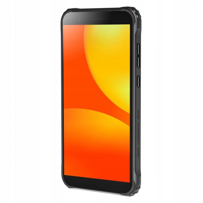Telefon mobil Blackview BV4900 Pro, Android 10, 4G, IPS 5.7, 4GB RAM, 64GB ROM, Helio P22 OctaCore, NFC, 5580mAh, Dual SIM, Negru [2]