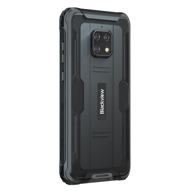 Telefon mobil Blackview BV4900 Pro, Android 10, 4G, IPS 5.7, 4GB RAM, 64GB ROM, Helio P22 OctaCore, NFC, 5580mAh, Dual SIM, Negru [3]