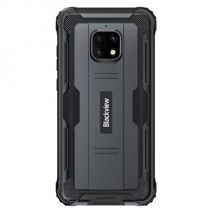Telefon mobil Blackview BV4900 Pro, Android 10, 4G, IPS 5.7, 4GB RAM, 64GB ROM, Helio P22 OctaCore, NFC, 5580mAh, Dual SIM, Negru [4]