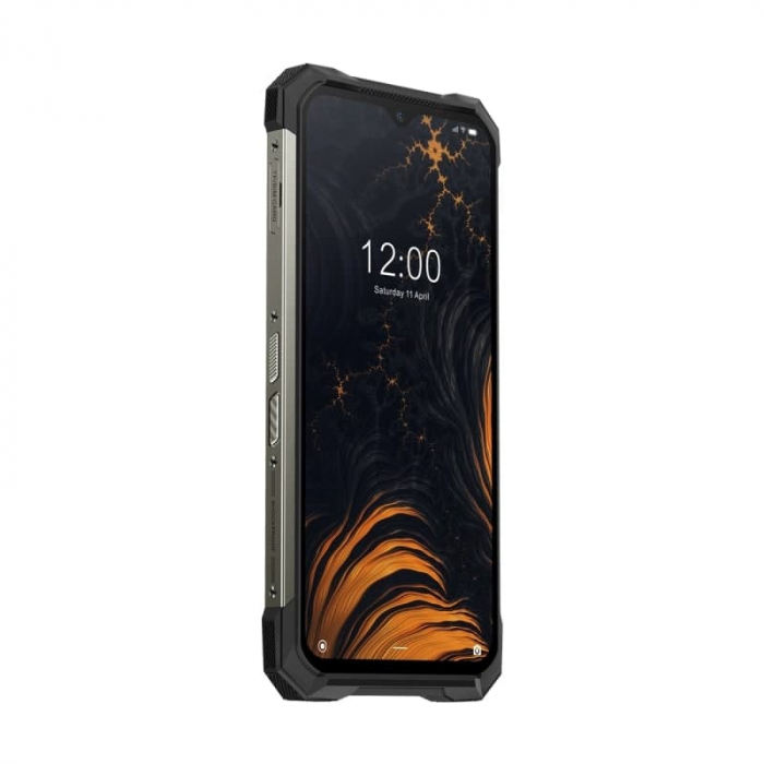 Telefon mobil Doogee S88 Plus, IPS 6.3, 4G, 8GB RAM, 128GB ROM, Android 10, Helio P70 OctaCore, NFC, Waterproof, 10000mAh, Dual SIM, Negru [1]