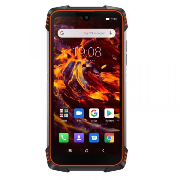 Telefon mobil, smartphone Blackview BV6900, Helio P25 OctaCore, 4G, IPS 5.84inch, 4GB RAM, 64GB RAM, Android 9.0, Waterproof, 5580mAh, Dual SIM 1