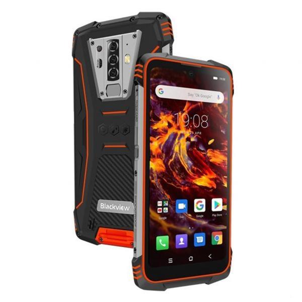 Telefon mobil, smartphone Blackview BV6900, Helio P25 OctaCore, 4G, IPS 5.84inch, 4GB RAM, 64GB RAM, Android 9.0, Waterproof, 5580mAh, Dual SIM 3