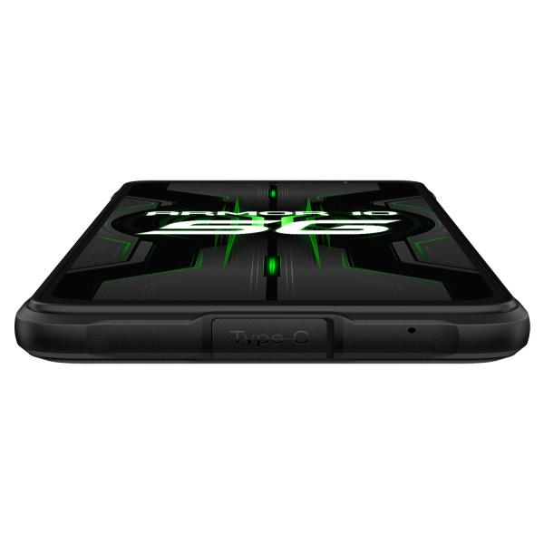 Telefon mobil Ulefone Armor 10 Negru, 5800 mAH, 5G, Android 10, Dual Sim,  6.67 FHD+, 8GB RAM, 128GB ROM ROM, Dimensity 800, NFC, IP68, 8000mAh 5