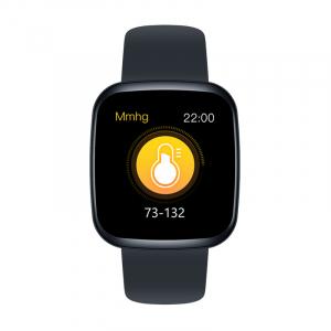 Bratara fitness, inteligenta, Zeblaze Crystal 3, 1.3 Inch, Bataile inimii, Monitor presiune sanguina, Incarcare USB [2]