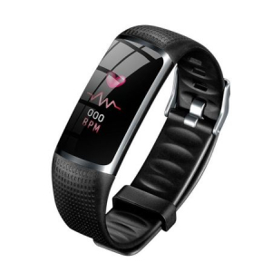 Bratara fitness inteligenta, Monitorizare ritm cardiac, Nivelul oxigenului din sange, Somn, Presiune sanguina1