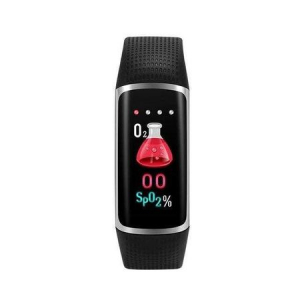 Bratara fitness inteligenta, Monitorizare ritm cardiac, Nivelul oxigenului din sange, Somn, Presiune sanguina0