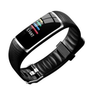 Bratara fitness inteligenta, Monitorizare ritm cardiac, Nivelul oxigenului din sange, Somn, Presiune sanguina4