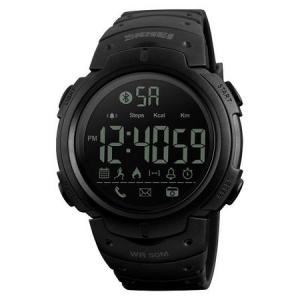Ceas Smartwatch barbatesc, Skmei, Bluetooth, Pedometru, Afisaj Digital, Calorii, Sport, notificari1