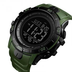 Ceas Sport Militar Digital Barbati Cronograf Alarma Cronometru [1]