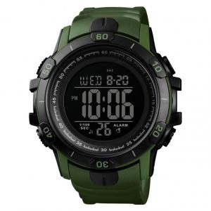Ceas Sport Militar Digital Barbati Cronograf Alarma Cronometru [0]
