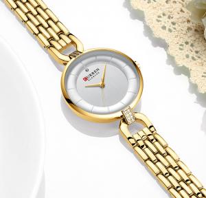 Ceas de dama Curren casual, Fashion, Quartz, Top Brand [3]