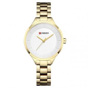 Ceas de dama elegant, Top Brand, Luxury, Fashion, Quartz, Otel inoxidabil0