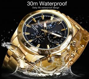 Ceas mecanic automatic, Self Wind, 2020, Fashion, Casual, Top Brand Luxury5