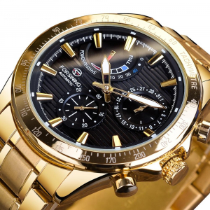 Ceas mecanic automatic, Self Wind, 2020, Fashion, Casual, Top Brand Luxury0