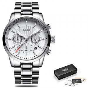 Ceas pentru barbati Elegant Quartz Fashion Otel1