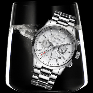 Ceas pentru barbati Elegant Quartz Fashion Otel2