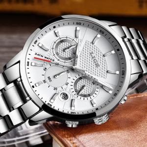 Ceas pentru barbati Elegant Quartz Fashion Otel3