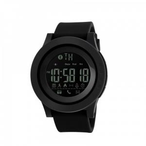 Ceas smartwatch Skmei 1255, Pedometru, Calorii, Distanta, Bluetooth, Buton Fotografiere1