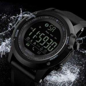 Ceas Smartwatch, inteligent Skmei, Fitness, Digital, Sport, Rezistent la apa, Pedometru, Calculator calorii1