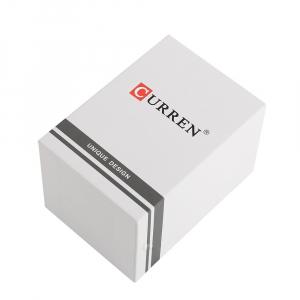 Ceas Curren Sport Otel inoxidabil Cronograf Luxury Business Fashion5