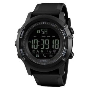 Ceas Smartwatch, inteligent Skmei, Fitness, Digital, Sport, Rezistent la apa, Pedometru, Calculator calorii0