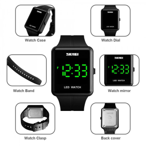 Skmei Ceas Unisex Sport Led Digital Casual2