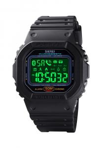 Skmei Ceas smartwatch inteligent Bluetooth Sport Fitness Tracker Led1