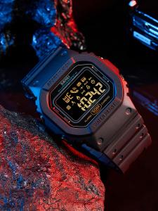 Skmei Ceas smartwatch inteligent Bluetooth Sport Fitness Tracker Led2