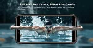 "Telefon mobil, Smartphone Oukitel WP5 Pro, Android 10, 4G, 4GB RAM, 64GB ROM, IPS 5.5"", Helio A25 OctaCore, Waterproof, 8000mAh, Dual SIM17"