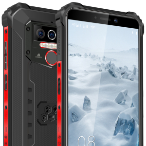 "Telefon mobil, Smartphone Oukitel WP5 Pro, Android 10, 4G, 4GB RAM, 64GB ROM, IPS 5.5"", Helio A25 OctaCore, Waterproof, 8000mAh, Dual SIM3"