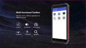 "Telefon mobil, Smartphone Oukitel WP5 Pro, Android 10, 4G, 4GB RAM, 64GB ROM, IPS 5.5"", Helio A25 OctaCore, Waterproof, 8000mAh, Dual SIM13"