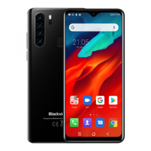 Telefon mobil Blackview A80 Pro, Android 9.0, 4GB RAM, 64GB ROM  IPS 6.49inch, Helio P25, ARM Mali T-880 MP2, 4680mAh, Dual SIM1
