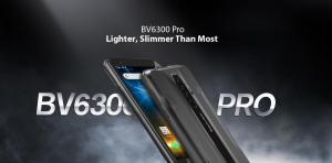 Telefon mobil Blackview BV6300 PRO, Android 10, 4G, Bateria 4380 mAh, Ecran IPS 5.7'', Procesor Helio P70 OctaCore, Dual SIM, RAM 6GB, ROM 128GB, Baterie 4380mAh, 16 Milioane Culori, Giroscop, GPS, Ne6