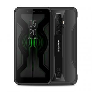 Telefon mobil Blackview BV6300 PRO, Android 10, 4G, Bateria 4380 mAh, Ecran IPS 5.7'', Procesor Helio P70 OctaCore, Dual SIM, RAM 6GB, ROM 128GB, Baterie 4380mAh, 16 Milioane Culori, Giroscop, GPS, Ne7