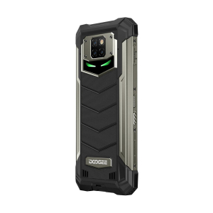 Telefon mobil Doogee S88 Pro, Android 10, Dual SIM, Waterproof, Helio P70 OctaCore, 10000 mAh, 4G, Ecran IPS 6.3'', 128 GB ROM, 6 GB RAM, Negru4