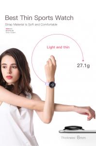 Bratara fitness Bozlun/Skmei B16 Monitorizare Perioada Menstruala Fitness Tracker8