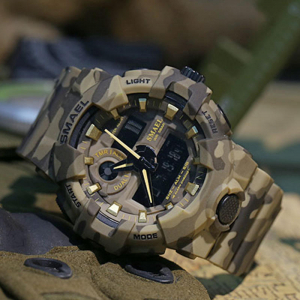 Ceas barbatesc, Smael, Militar, Army, Analog, Digital, Sport, G-Shock4