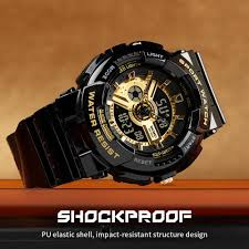 Ceas copii Skmei Shock Resistant Digital Quartz Sport2